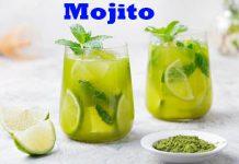 Các công thức pha chế Mojito đơn giản
