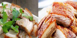 Cách làm món thịt chiên giòn