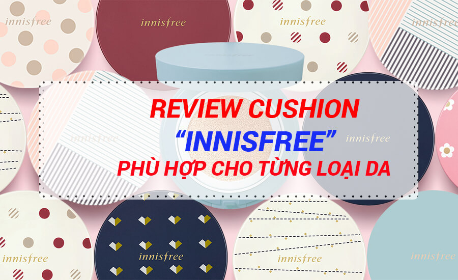review cushion innisfree