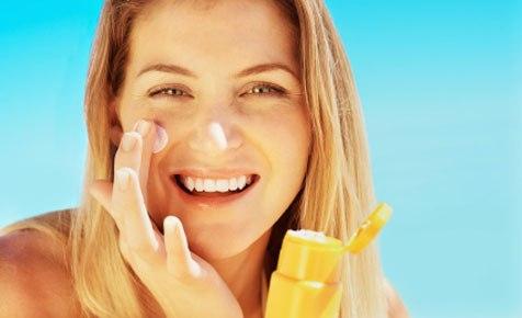 Kết quả hình ảnh cho dưỡng da trong mùa hè