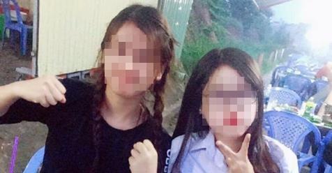 Hai nữ sinh Bình Thuận bỗng chốc trở thành đề tài bàn tán oan uổng của các anh hùng bàn phím.
