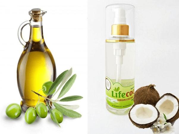 Dầu oliu dưỡng tóc là loại nào