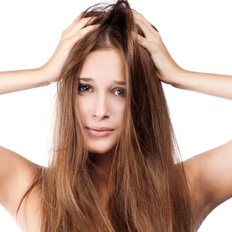 Tóc hư tổn nặng phải làm sao