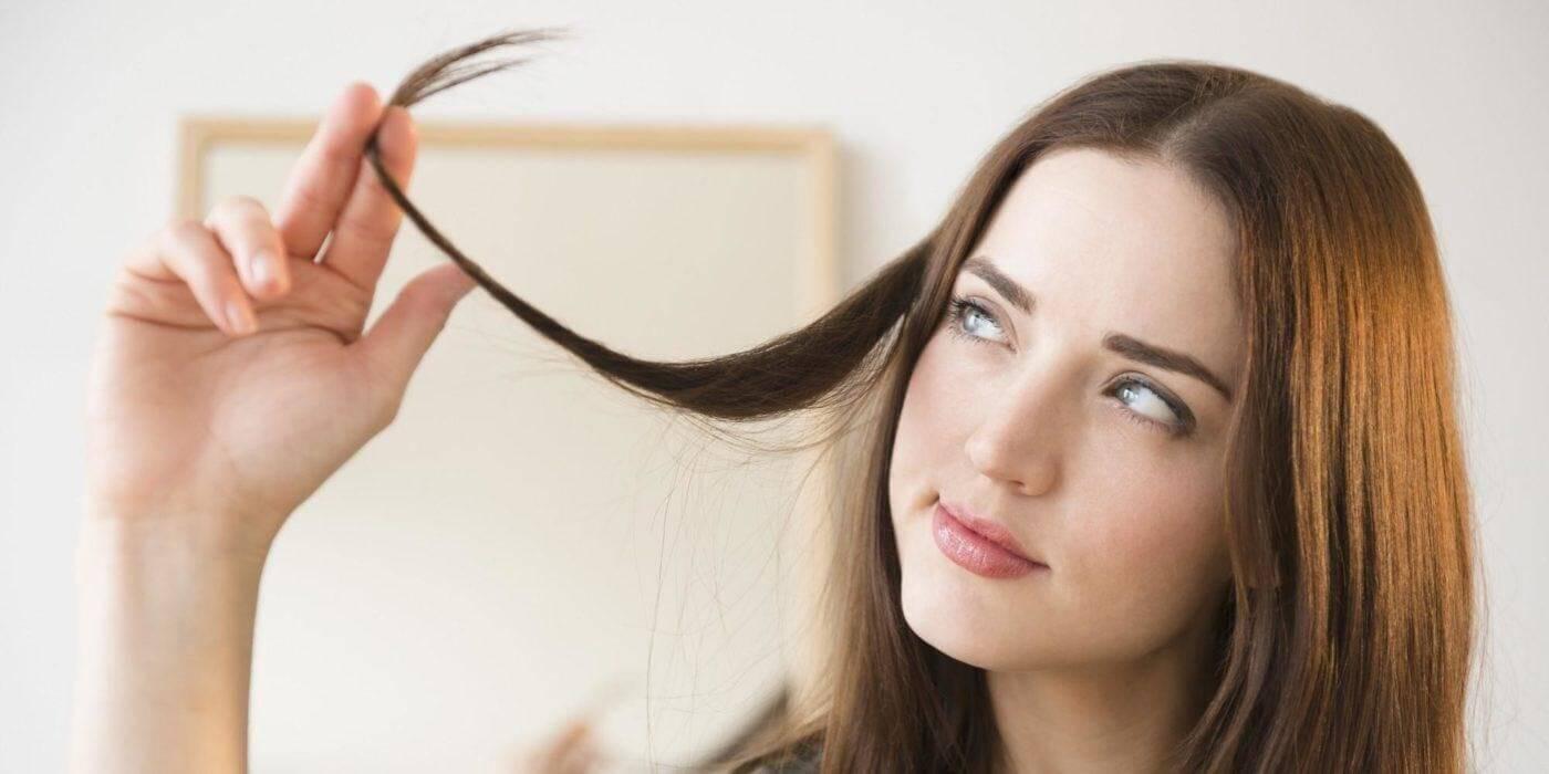 Phục hồi tóc khô xơ tại nhà