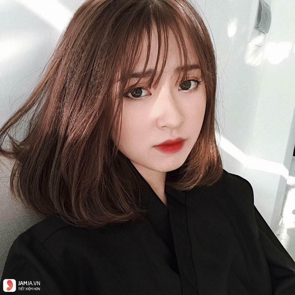 Kiểu tóc mái Hàn Quốc 5