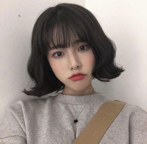 Kiểu tóc mái ngố 5