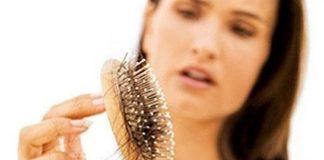 Rụng tóc quá nhiều sẽ gây ra hói đầu