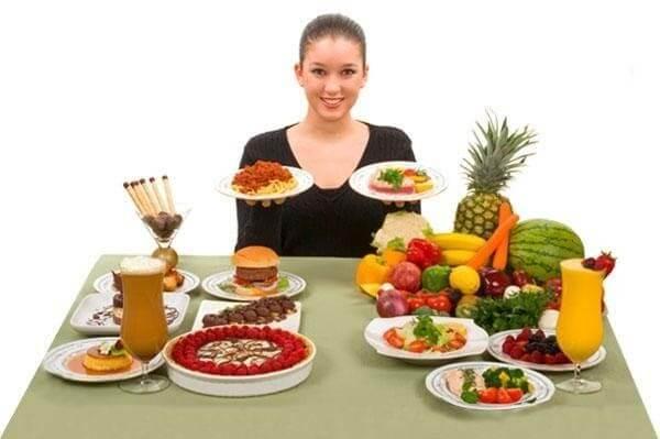 Chế độ ăn uống đủ dưỡng chất sẽ giúp bạn có mái tóc đẹp