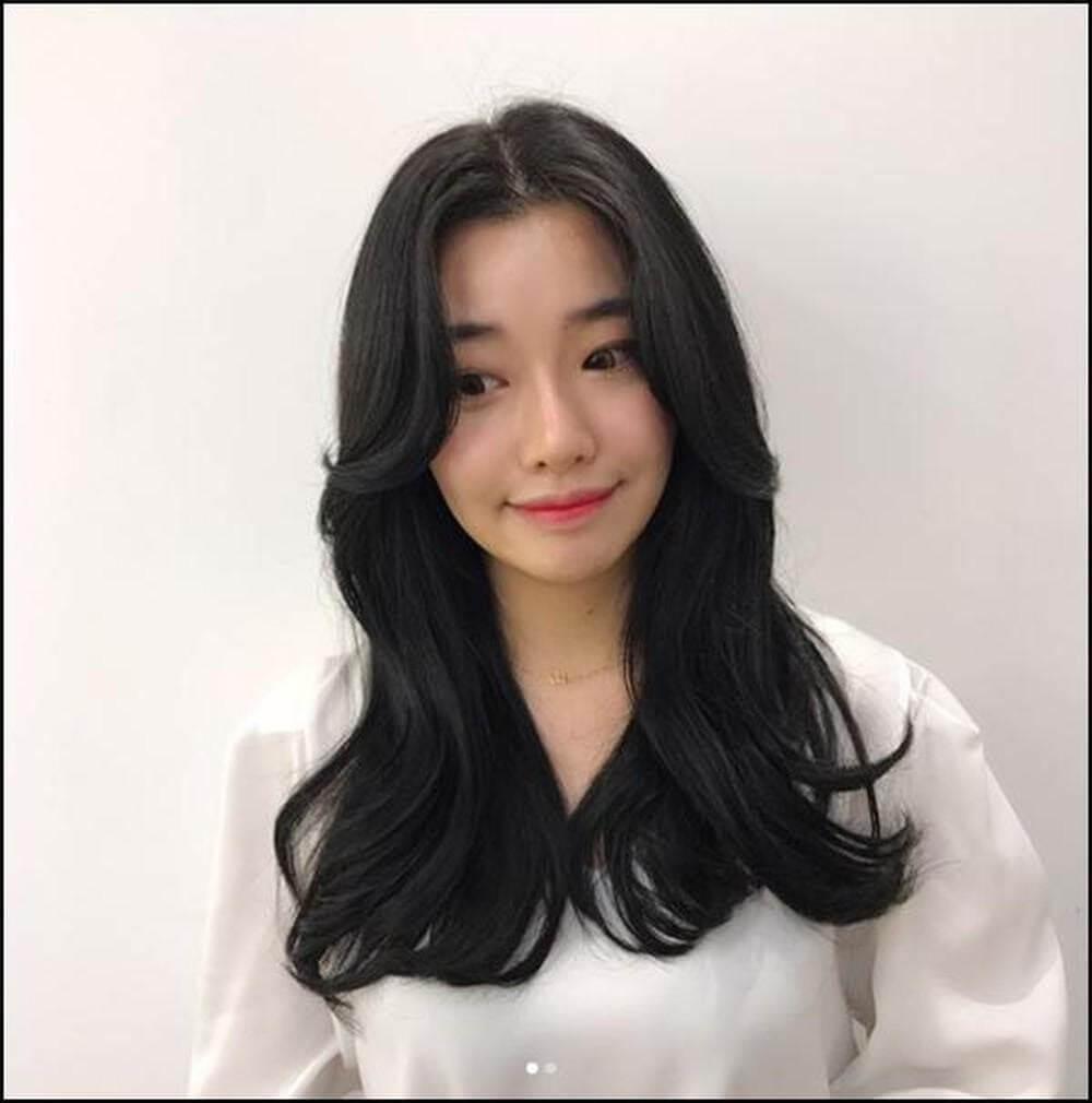 Kiểu tóc mái Hàn Quốc 3