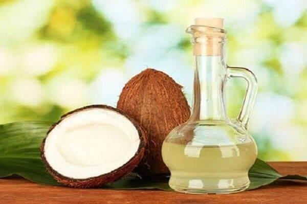 Hướng dẫn điều trị tóc bạc bằng dầu dừa