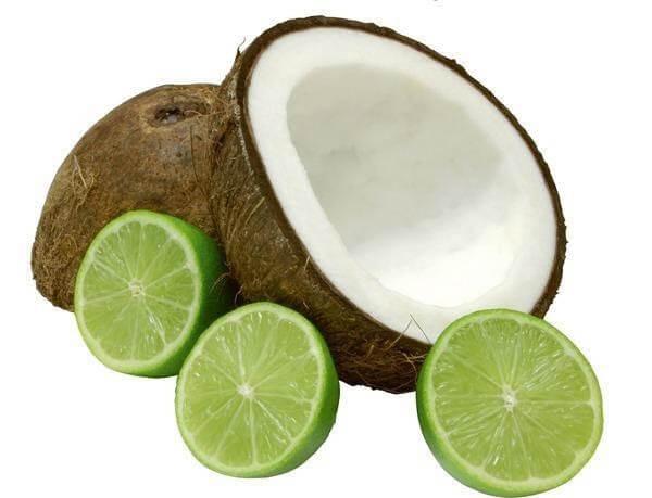 Dầu dừa và nước chanh trị tóc bạc sớm hiệu quả