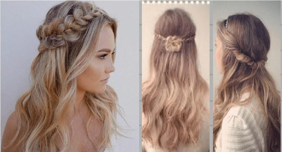 Tạo hình tuyệt đẹp cùng mái tóc ngang lưng dài