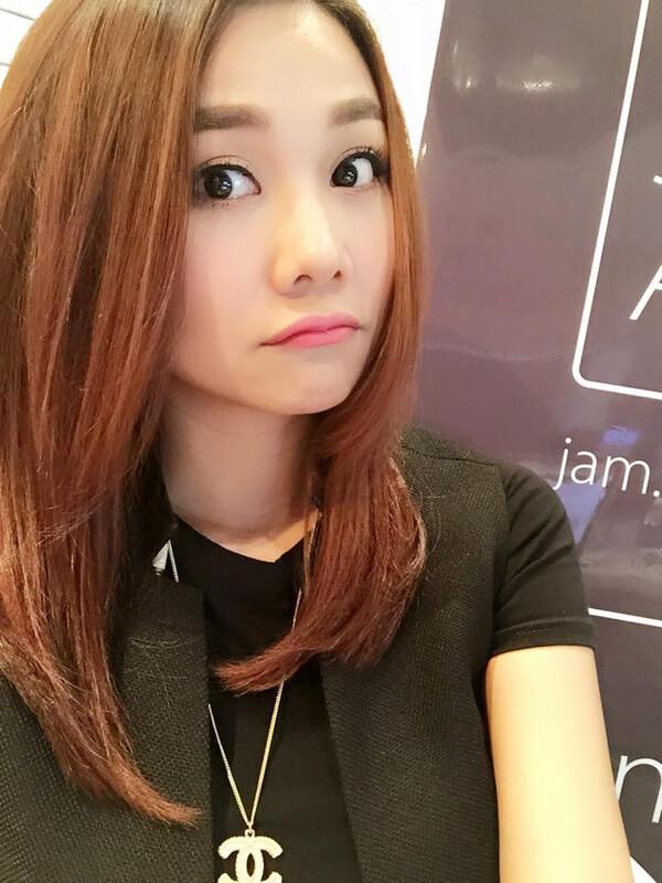 Kiểu tóc màu nâu vàng 4